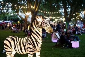 Zoo Nights on 1st June - 29th June at London Zoo £14.02pp w/code @ Groupon (Ends 8pm)