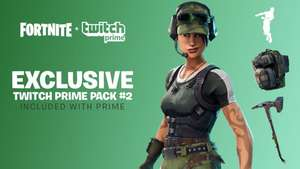 *Now Live* Fortnite items with Twitch prime #2