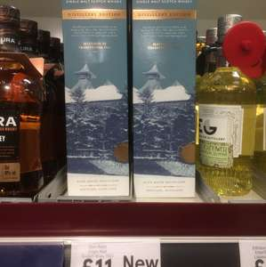 Glen Keith Distillers Edition Single Malt 70cl 40% @ Tesco instore £11