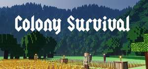 Colony Survival £11.24 at -25% on Steam