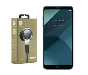 (price includes a free pair of Bang And Olufsen Headphones) LG G6 H870- 32GB - UK SIM-Free @ Laptop Outlet - £359.99
