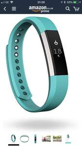 Fitbit Alto Fitness Tracker Watch Blue / Teal £69.99 @ Amazon