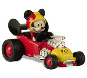 Mickey And The Roadster Racers Mini Vehicles - 2 Pack £3.99 @ Argos (C&C)