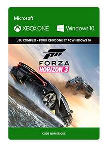 Forza Horizon 3 (Xbox One/Windows 10 PC) £8.75 @ Amazon France