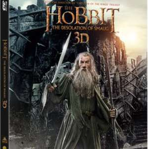 The desolation of Smaug 3D steelbook bluray £6.99 - Free delivery @ Zavvi