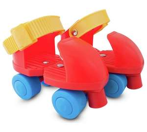 Chad Valley My First Skates by Chad Valley 543/4389 - £4.49 Argos