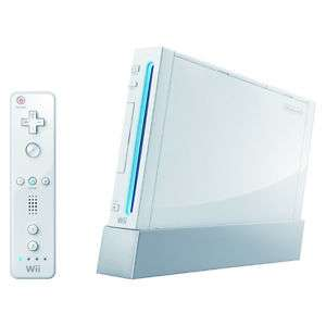 (Preowned) 2 x Nintendo Wii White Console £40 @ Music Magpie eBay