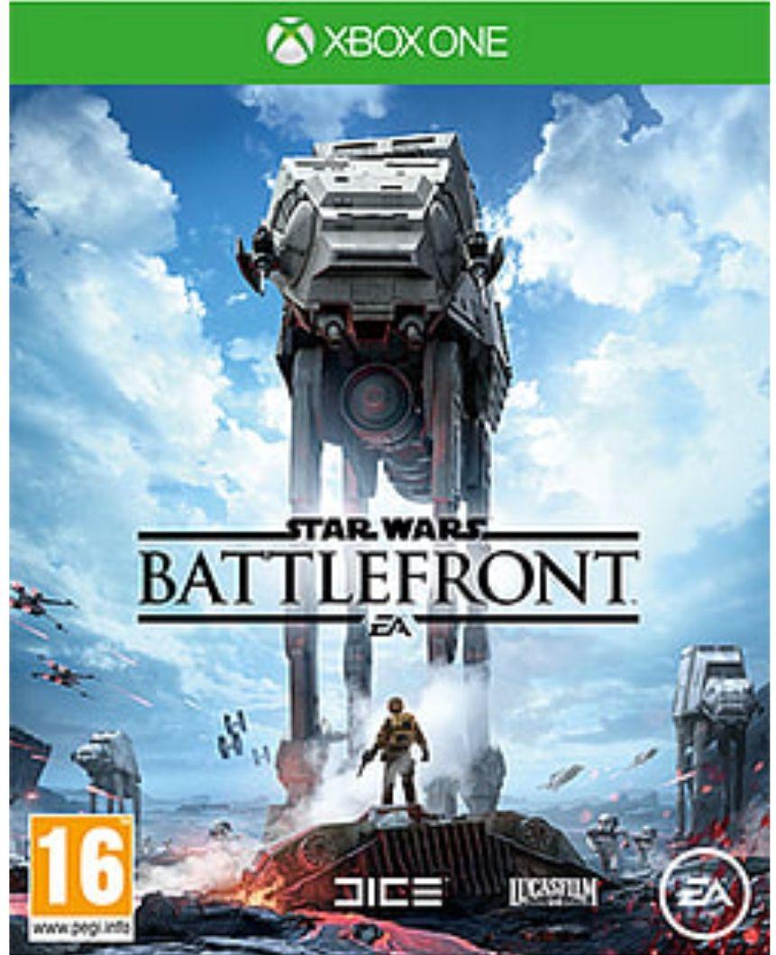 Star Wars Battlefront £4.99 delivered  pre-owned @ Game