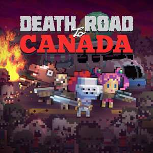 Death Road to Canada 20% off on Nintendo Eshop - £9.59