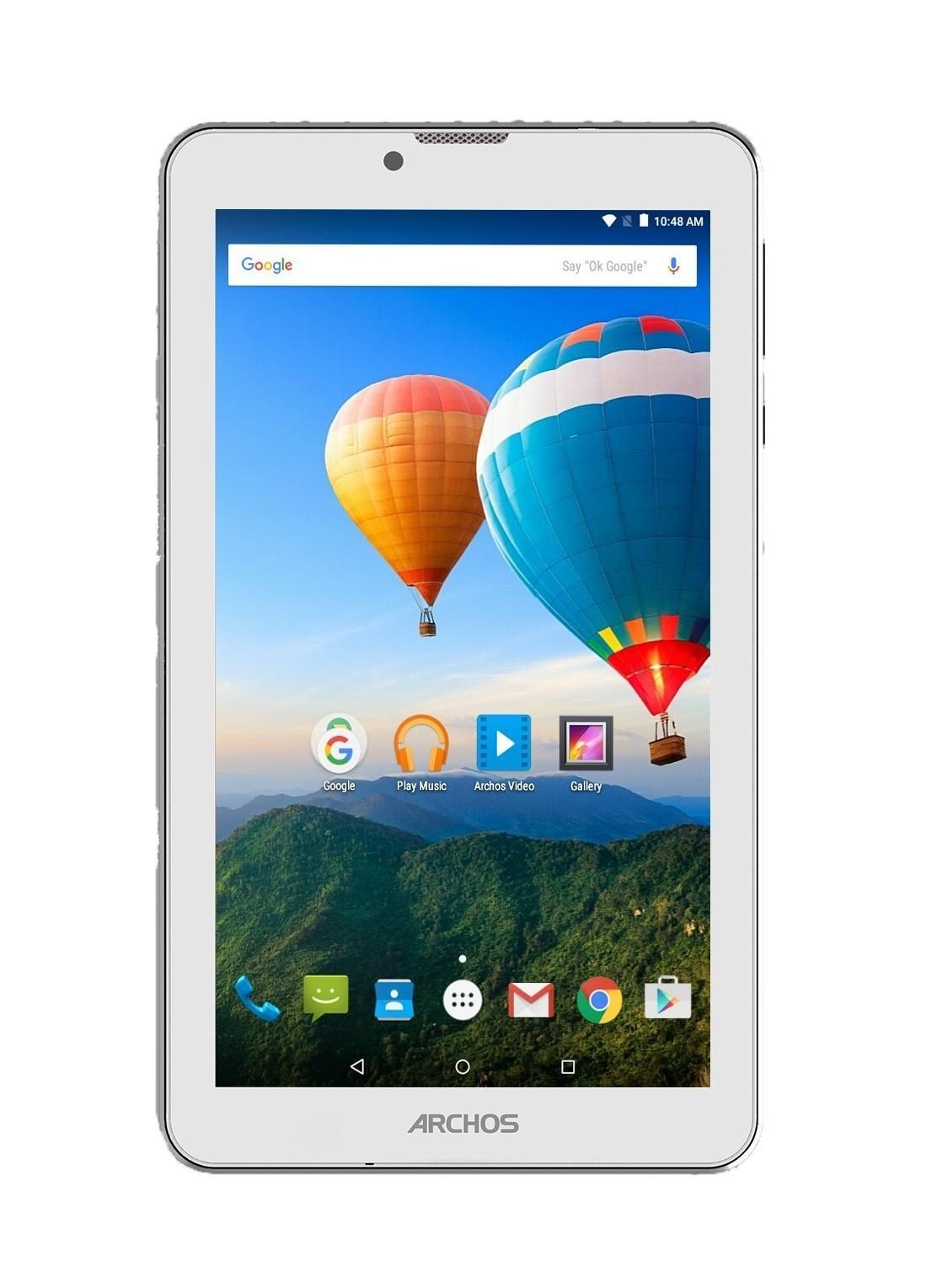 "Archos 503179 Dual Sim 7"" Phone 3G Tablet / Phablet 1GB RAM 8GB Storage Sim Freest Laptop Outlet for £49.97"
