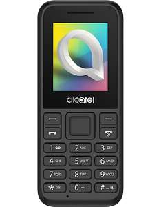 FREE Alcatel phone, £10 top up required. No top up required with upgrade at CPW