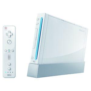Nintendo wii  white Music Magpie - £24.99 @ Music Magpie / eBay (refurb)