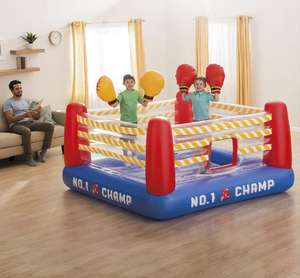Jump-O-Lene Boxing Ring Bouncer (was £80) Now £48 @ Tesco Direct