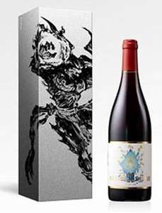 Final Fantasy 30th Anniversary Red Wine Ifrit Rouge & White Wine 2016 Chateau des Bois £44.86 Delivered @ Shopto
