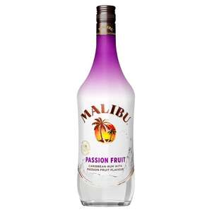 Malibu White Rum with Passion Fruit - 70cl - £12 online / in-store @ Tesco