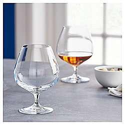 Fox & Ivy Crystal Glass Pack of 4 Brandy Glasses OR GIN Glasses - £3 instore @ Tesco (Huntingdon)