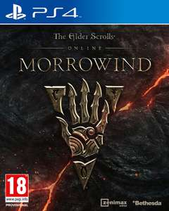 The Elder Scrolls Online: Morrowind PS4 - used like new £4.69 Boomerang Rentals via Amazon