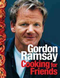 Gordon Ramsey Cooking for Friends - 99p @ Amazon Kindle
