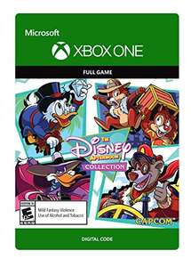[Xbox One] The Disney Afternoon Collection (6 games) - £5.89 - Amazon.com
