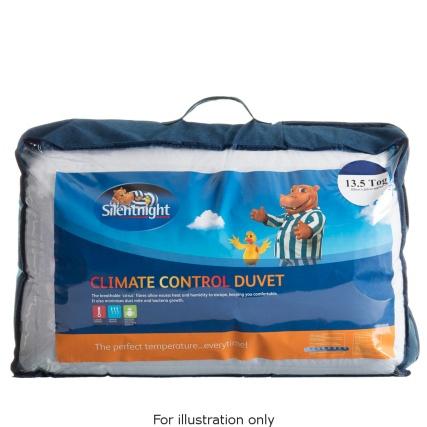 Silentnight Climate Control King Size Duvet - £9.99 @ B&M