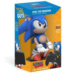 Sonic Cable Guy controller/ phone holder £16.86 (with Amazon prime) £18.86 without