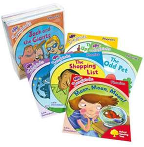 Songbirds Phonics Collection - 36 Books - Julia Donaldson only £16.99 @ the book people plus FREE P&P with code