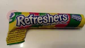 4 pack refreshers candy land formerly Barratt in Home Bargains 79p