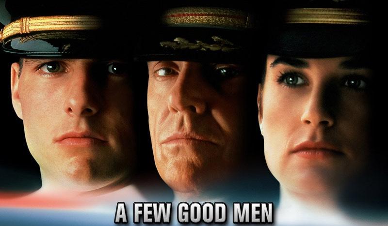 A Few Good Men 4K Dolby Vision £4.99 @ iTunes