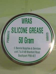Silicone grease 50g tin £2.99 eBay /  out-of-the-game  (your life won't be complete without it!)