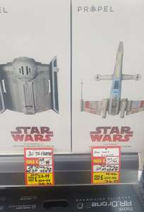 Star Wars Quadcopter Battling Drone - instore @ Maplin 50% off drones - £74.99