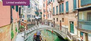 Flights to Venice from £17 RETURN - multiple airports via holidaypirates