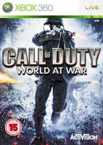 Call of Duty: World at War (X360/XO) £3.19 Delivered (Pre Owned) @ Music Magpie