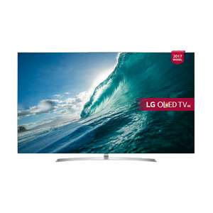 World Cup TV Offer - LG OLED65B7V 65 inch OLED 4K Ultra HD Premium Smart TV  - £2159.10 from Richer Sounds with code WC10