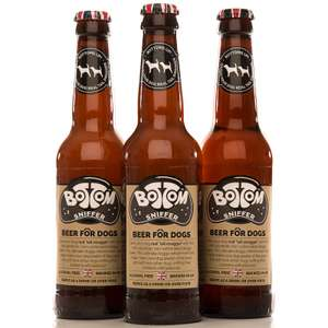 Bottom Sniffer Dog Beer £1.99 each or 2 for £3 @ B&M