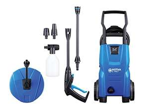 Nilfisk C 110 bar Pressure Washer with Patio Cleaner - £59.99 @ Amazon