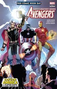 Comixology and Amazon Kindle - Marvel's FCBD digital issues - Avengers/Captain America #1 and Amazing Spider-Man/Guardians of the Galaxy #1 - Free