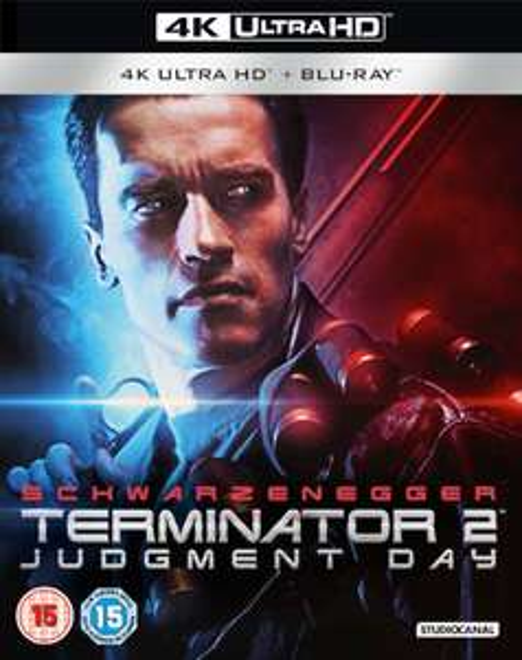 Terminator 2 4K UHD Remastered blu ray £14.99 + 99p del @ Zavvi