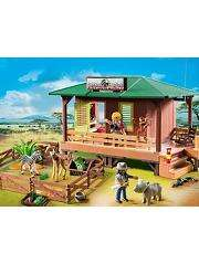 Playmobil wildlife playset 6936 - £20 Asda