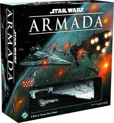 Star Wars Armada base game 56.01 @ Book Depository
