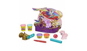 Play - doh my little pony the movie friendship ahoy pirate ship £5 @ Asda