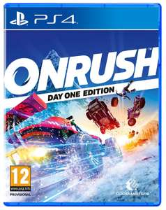 Onrush Open (PS4) Beta 48 hours Early Access (From 15th to 20th of May)