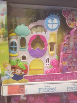 Disney princess play and carry castle £12.99 b&m colchester
