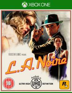 L.A. Noire (Xbox One) @ Amazon for £20