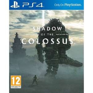 Shadow of the Colossus + Dynamic Theme and Life now £17.86 delivered @ ShopTo