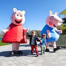 Paultons Park, Peppa Pig World, and the New Forest - 2nd days free