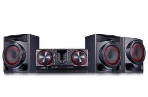 LG CJ 45 720W RMS LOUDER HiFi Bluetooth/ 2 xUSB Entertainment System £195.95 @ MagicVision
