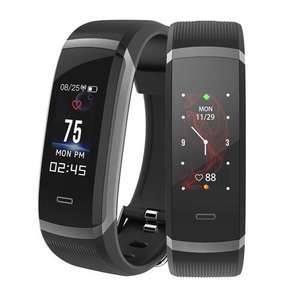 Makibes HR3 Smart Bracelet (Continuous Heart Rate Monitor / TFT Color Touchscreen / IP67 Water Resistant / Bluetooth) £11.80 Delivered with code @ Geekbuying
