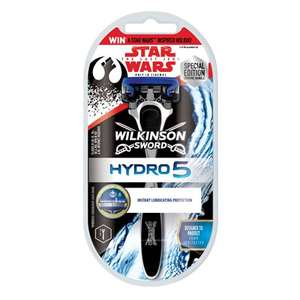 Wilkinson Sword STAR WARS  Sensitive, 99p using the code + Delivery £1.99 @ The gift and Gadget Store