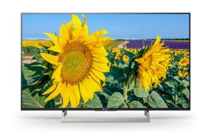 "2018 49"" Sony KD-49XF8096 4K HDR+ Triluminos Panel 4K X-Reality PRO Dual AC WiFi @ Costco Instore - £719"