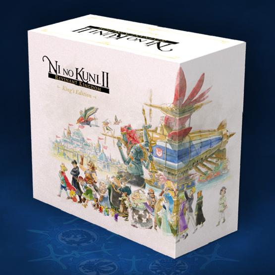 Ni No Kuni II: Reventant Kingdom PS4 King's Edition £82.85 @ Shopto